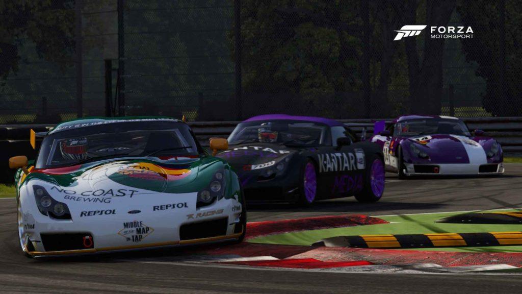 Motorsport-spec