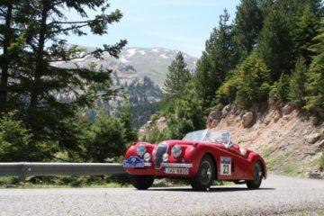 Mycenaean-Minoan Historic Rally 2019/ Classsic Rally Press Ltd